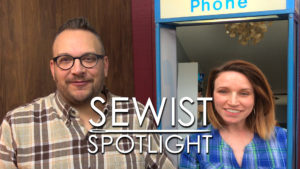 Dad Sews Sewer/Sewist Spotlight Series - Sarah Beth of Lace and Pine