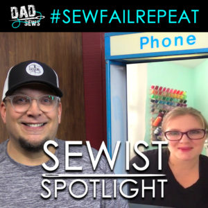 DadSews Sewist Spotlight - Ashley Corrine Clary - Eisley Lynn Designs