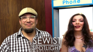 Sewist Spotlight Janelle Leah Boho Chic Designs DadSews