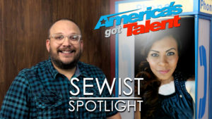 Sewist Spotlight: Luna Flores - Featured on America's Got Talent